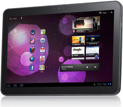 интернет планшет от Samsung