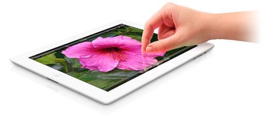 внешний вид нового iPad