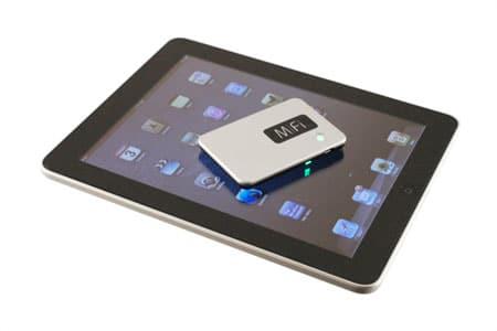 Усилить wifi сигнал на планшете