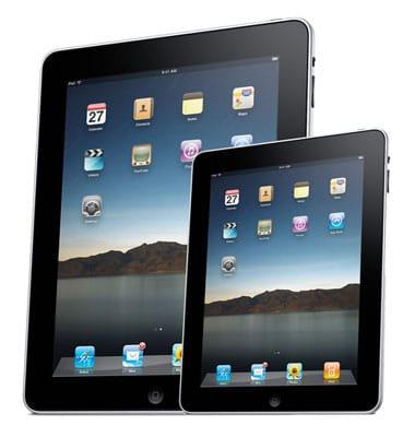 мини версия iPad 3