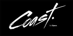 логотип Coast by Opera