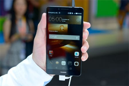 Смартфон Huawei Ascend Mate 7