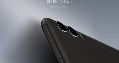 Смартфон BLUBOO Dual за $114