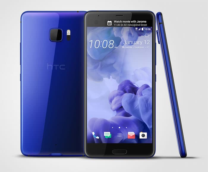 внешний вид HTC U Ultra