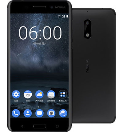 внешний вид смартфона Nokia P1
