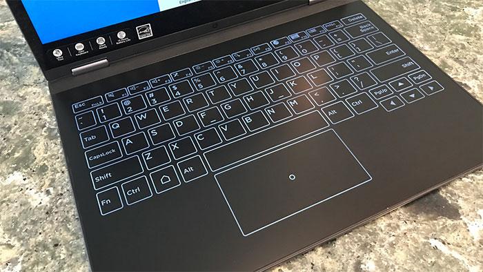 клавиатура Lenovo Yoga A12