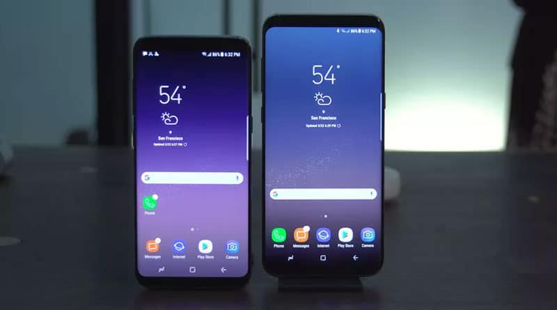 Samsung Galaxy S8 популярнее Galaxy S7