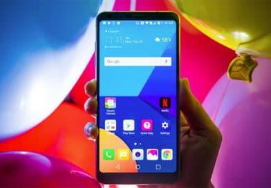LG G6 будет с функцией распознавания лица