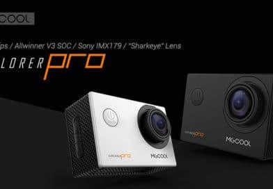 Экшен-камера MGCOOL Explorer Pro