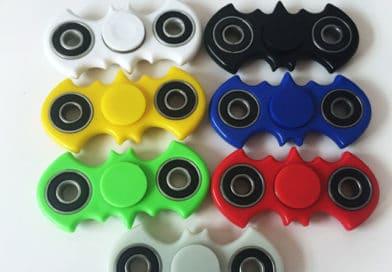 Hand Spinner Fidget — игрушка 2017 года