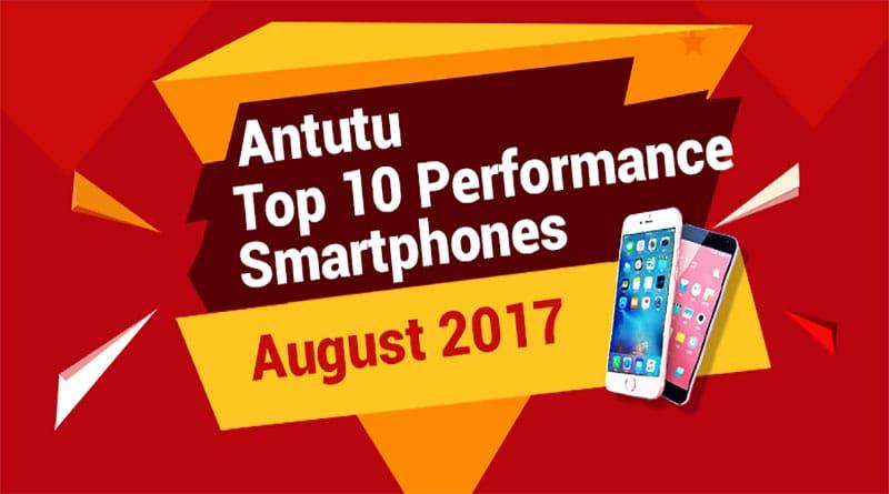 Рейтинг AnTuTu для смартфонов на сентябрь 2017
