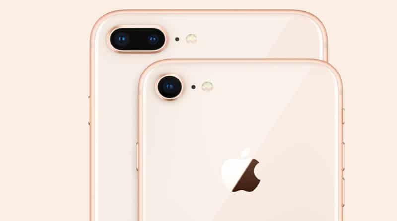 iPhone 8 в тесте AnTuTu