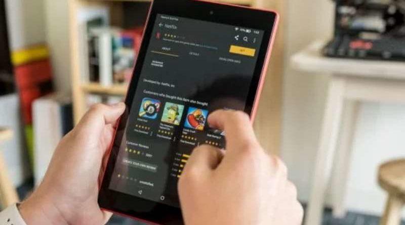 Планшет Amazon Fire HD 8