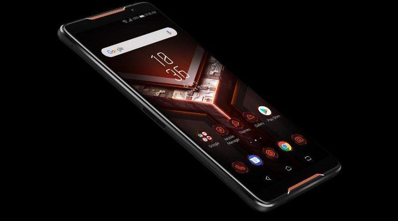 Геймерский смартфон ASUS ROG Phone