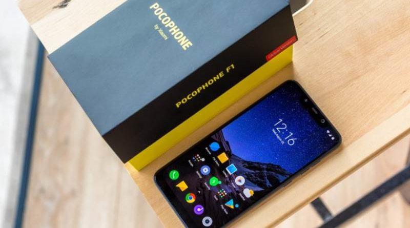 Краткий обзор Xiaomi Pocophone F1