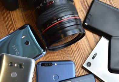 Сравнение камеры смартфона и фотоаппарата