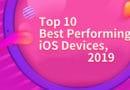 Топ 10 лучших iOS устройств в AnTuTu