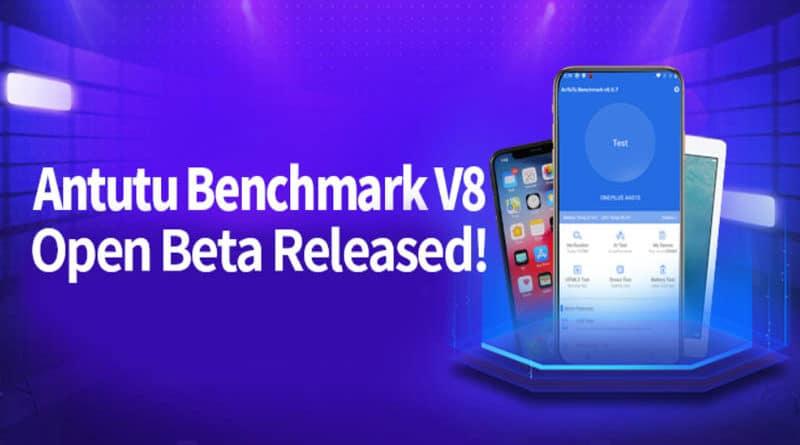 Antutu Benchmark V8