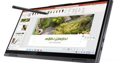 Lenovo ноутбуки Yoga 6 и 7