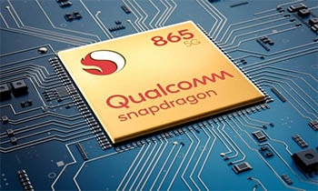 процессор производителя Qualcomm на плате